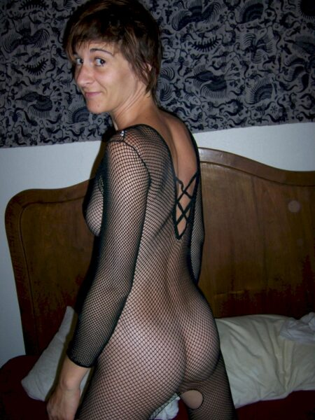 Adopte une femme cougar sexy